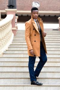Kenyan Men's Fashion Blogger